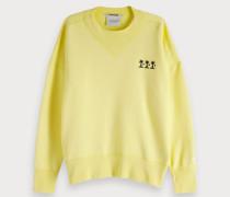 Hochgeschlossenes Sweatshirt