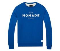 Sweatshirt mit Signature Grafik