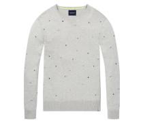 Pullover mit Allover Print