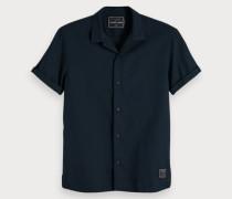 Strukturiertes Hawaii-Shirt