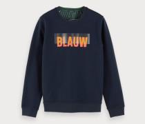 Wendbares Sweatshirt