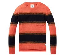 Wollpullover im Oversize-Look