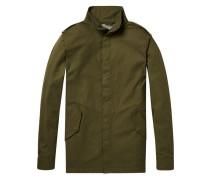 Shirt-Jacke im Parka-Style