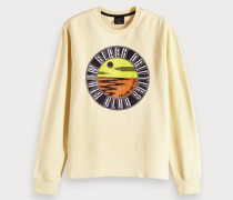 Sweatshirt mit Artwork