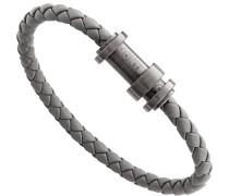 Montblanc Armband aus geflochtenem em Leder