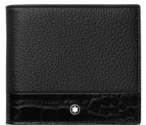 Brieftasche 4 cc mit Münzfach