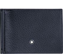 Brieftasche 6 cc mit Geldclip, klein