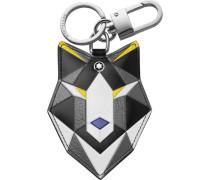 Schlüsselanhänger Wolf