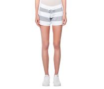 Short Striped Grey