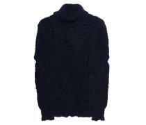 Turtle Knit Navy