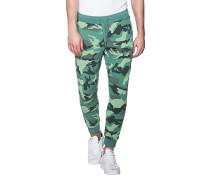 Sweat Camo Green