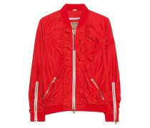 Bomber Fiery Red