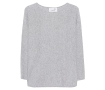 Fine Knit Light Grey
