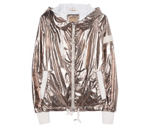 Hoodie Bomber Gold