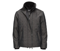 Quilted Athletic Windcheater