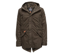 Classic Rookie Military Parka