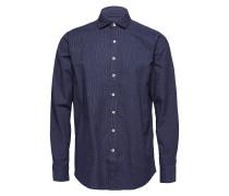 Langarm Hemd Hemd Business Blau SIGNAL