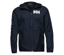 Active Windbreaker Jacket Parka Jacke Blau HELLY HANSEN