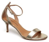 Fantine Sandale Mit Absatz Gold PURA LOPEZ