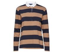 O1. Heavy Rugger Ls Striped
