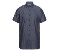 Mick Chambray Print S/S Shirts