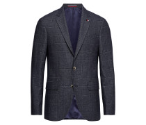 Windowpane Regular Fit Blazer