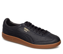 Madrid Premium Niedrige Sneaker Schwarz PUMA