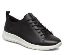 Flexure Runner W Niedrige Sneaker Schwarz