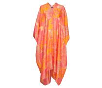 Agave Block Rose Kleid Knielang Orange RODEBJER