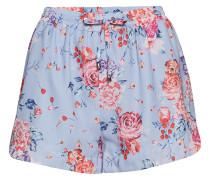 Minnie Shorts Shorts Flowy Shorts/Casual Shorts Blau BY MALINA