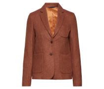 O1.Wool Twill Blazer