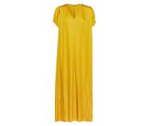 Day Marigold Kleid Knielang Gelb DAY BIRGER ET MIKKELSEN