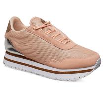 Ella Mesh Niedrige Sneaker Pink