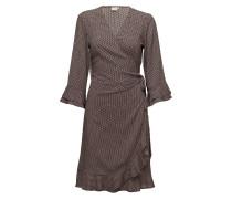 Dakota Wrap Dress - Overknee