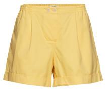 Obi Shorts Shorts Flowy Shorts/Casual Shorts Gelb