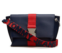 Tjw Modern Girl Cros Bags Small Shoulder Bags/crossbody Bags Blau TOMMY HILFIGER