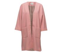 Anika Coat Dünner Mantel Pink SECOND FEMALE