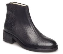 Boots Boots Knöchelhohe Stiefel Schwarz BILLI BI