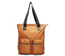 Day Logo Band Shopper Bags Shoppers Casual Shoppers Orange
