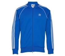 Sst Tt Sweatshirts & Hoodies Zip Throughs Blau
