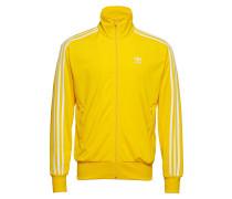 Firebird Tt Sweatshirts & Hoodies Zip Throughs Gelb