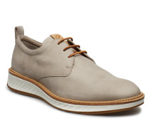 St.1 Hybrid Shoes Business Laced Shoes Beige
