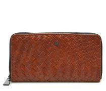 Day Plaiting Purse Bags Kreditkartenhalters & Wallets Wallets Braun DAY ET
