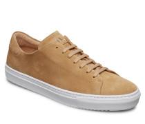 Sneaker Lt Block Suede Wo Niedrige Sneaker Braun J. LINDEBERG