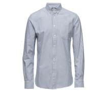 Button Down Oxfordhemd Striped -