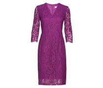 Zada Dress So19 Kleid Knielang Lila INWEAR