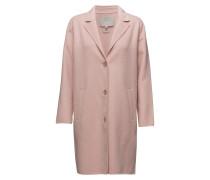 Carmeo Coat Wolljacke Jacke Pink INWEAR