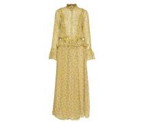 Roma Anem Long Dress Maxikleid Partykleid Gelb
