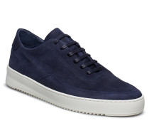 Low Mondo Ripple Singular Niedrige Sneaker Blau FILLING PIECES