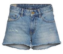 De-Rifty Shorts Shorts Blau DIESEL WOMEN